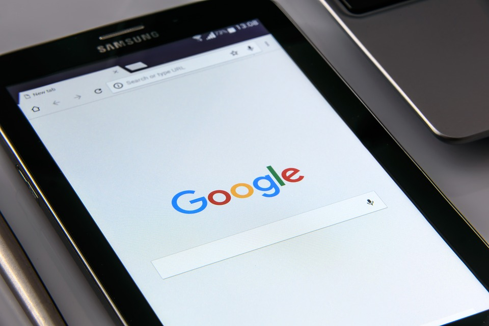 Google on your smartphone search